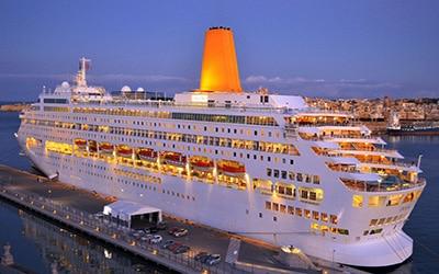 کشتی کروز در کیش