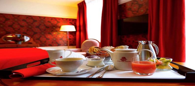 نوشیدنی در هتل Carlton Lyon Mgallery
