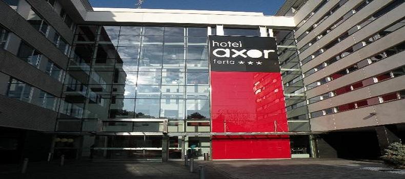 هتل AXOR Barajas Hotel Madrid