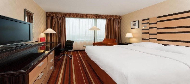 اتاق هتل Azimut Olympic