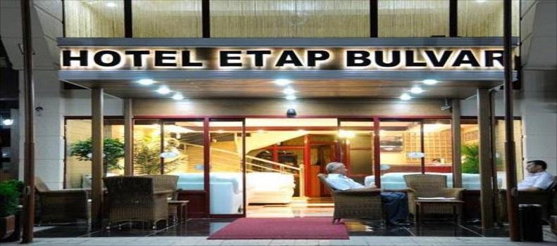 ورودی هتل Etap Bulvar