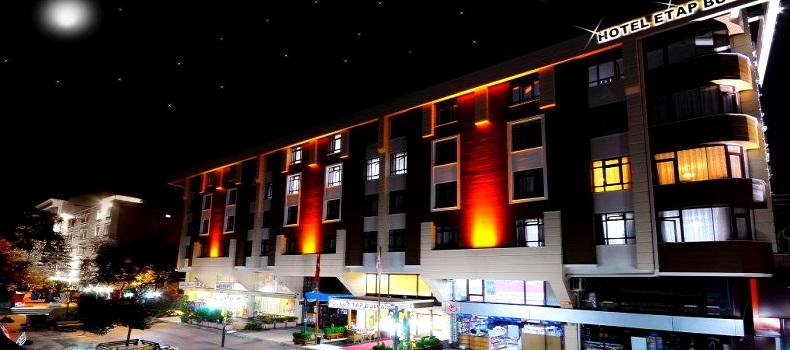 نمایی از هتل Etap Bulvar