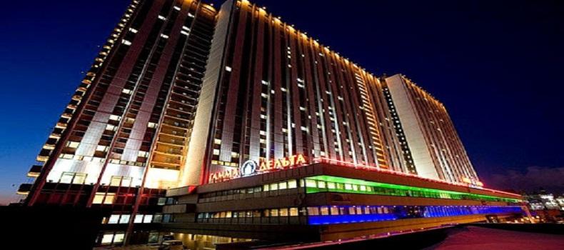 نمایی از هتل Izmailovo Delta