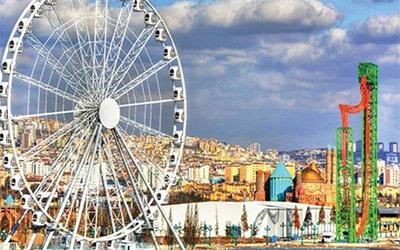 نمای شهر آنکارا در کشور ترکیه