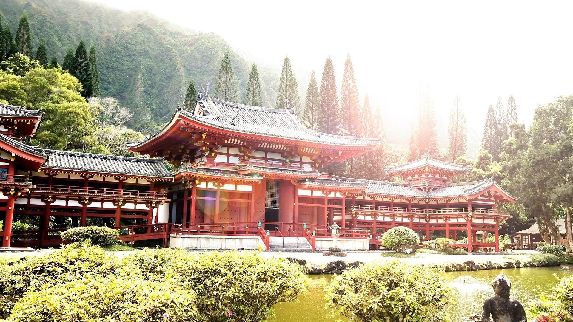 نمایی از ساختمان چین