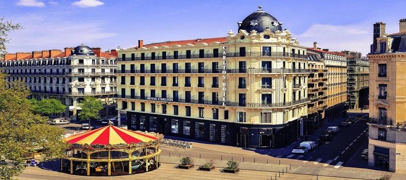 نمای بیرونی هتل Carlton Lyon Mgallery