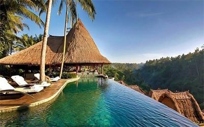 تصویر جزیره زیبای بالی