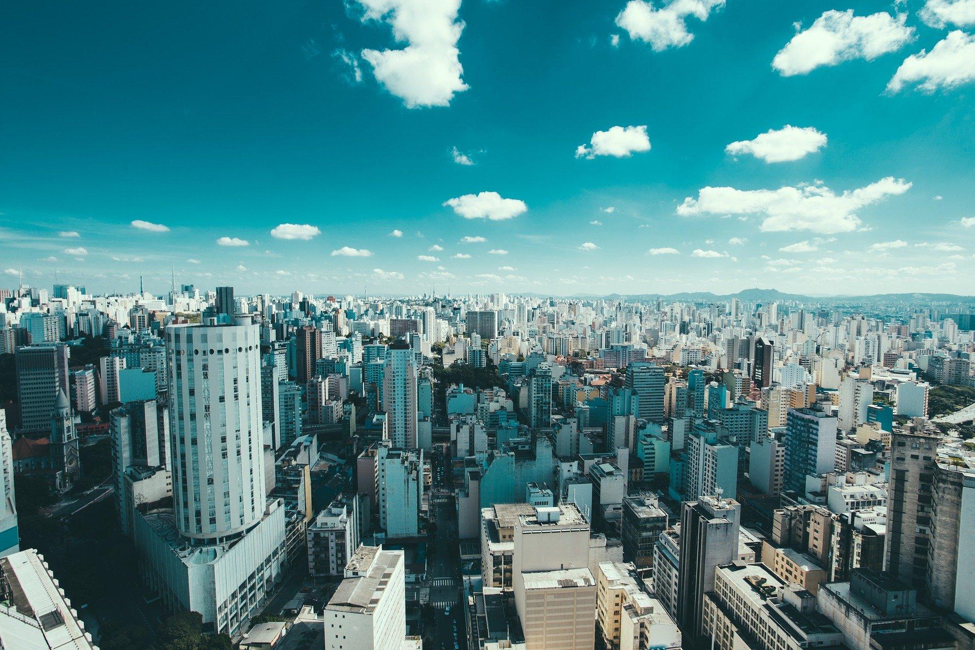 نمایی از شهر برزیل