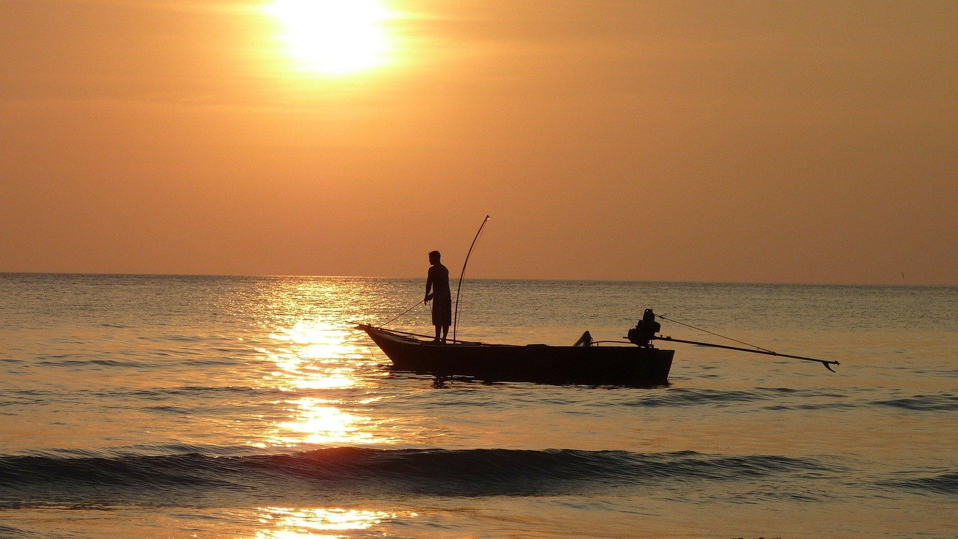 ماهیگری در تایلند