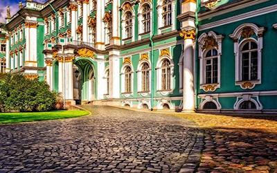 موزه هرمیتاژ در روسیه