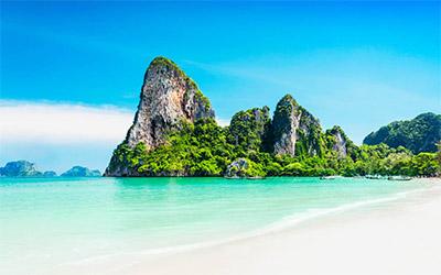 تصویر یکی از جزیره های تایلند
