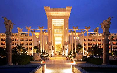 نمایی از هتل های کیش