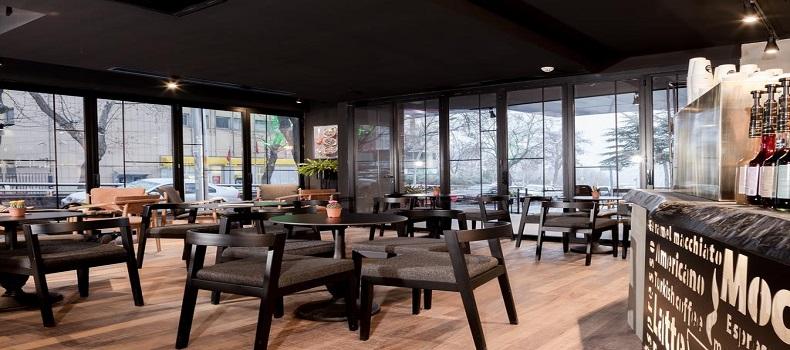 منظره ای از هتل Cinnah Ankara
