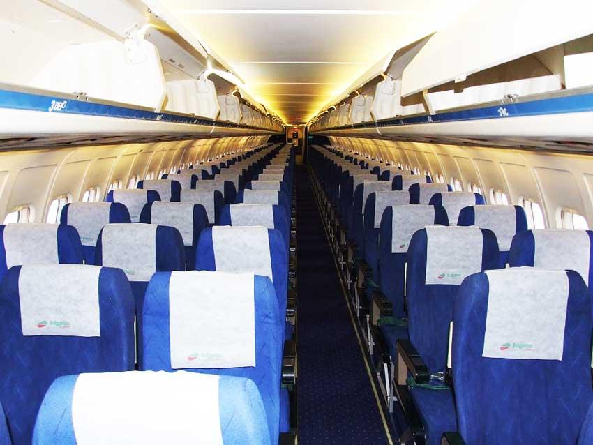 کابین هواپیما 1998