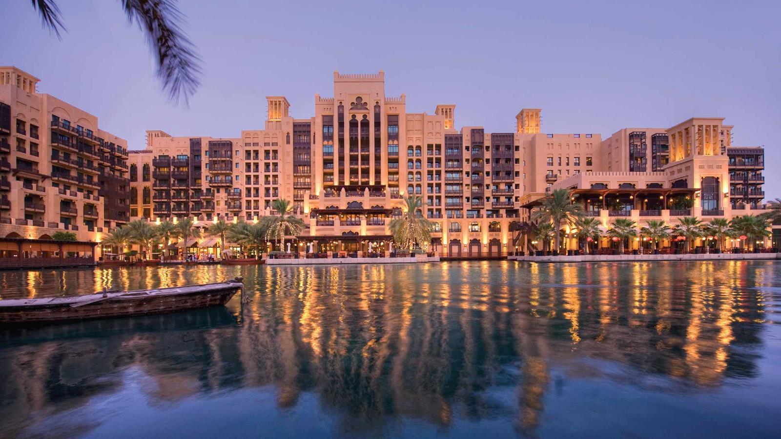 هتل ۵ ستاره مینا سلام دبی