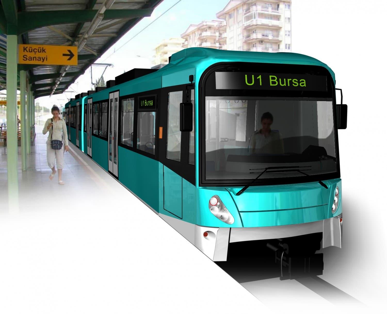 حمل و نقل بورسا