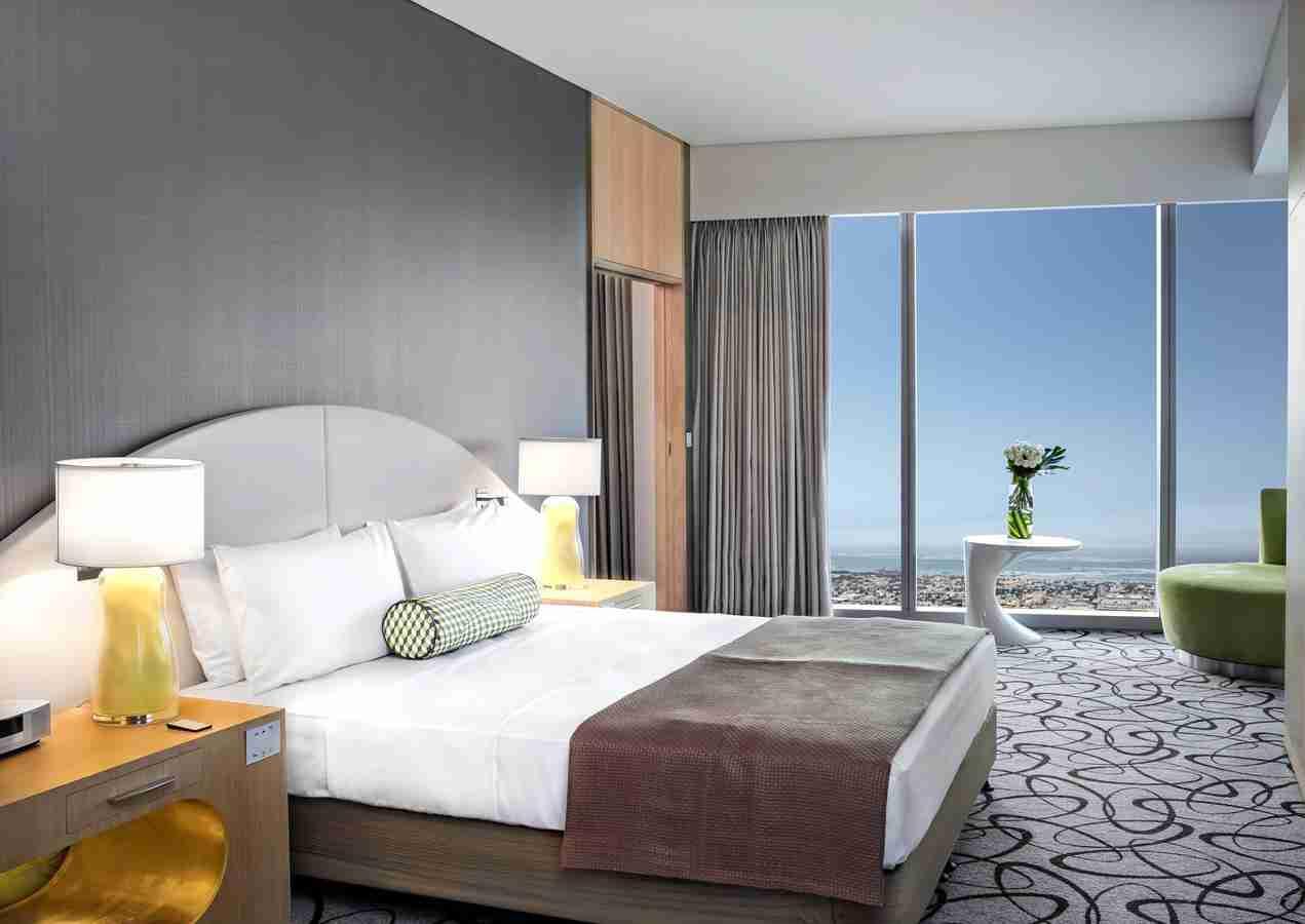هتل ۵ ستاره سوفیتل دبی