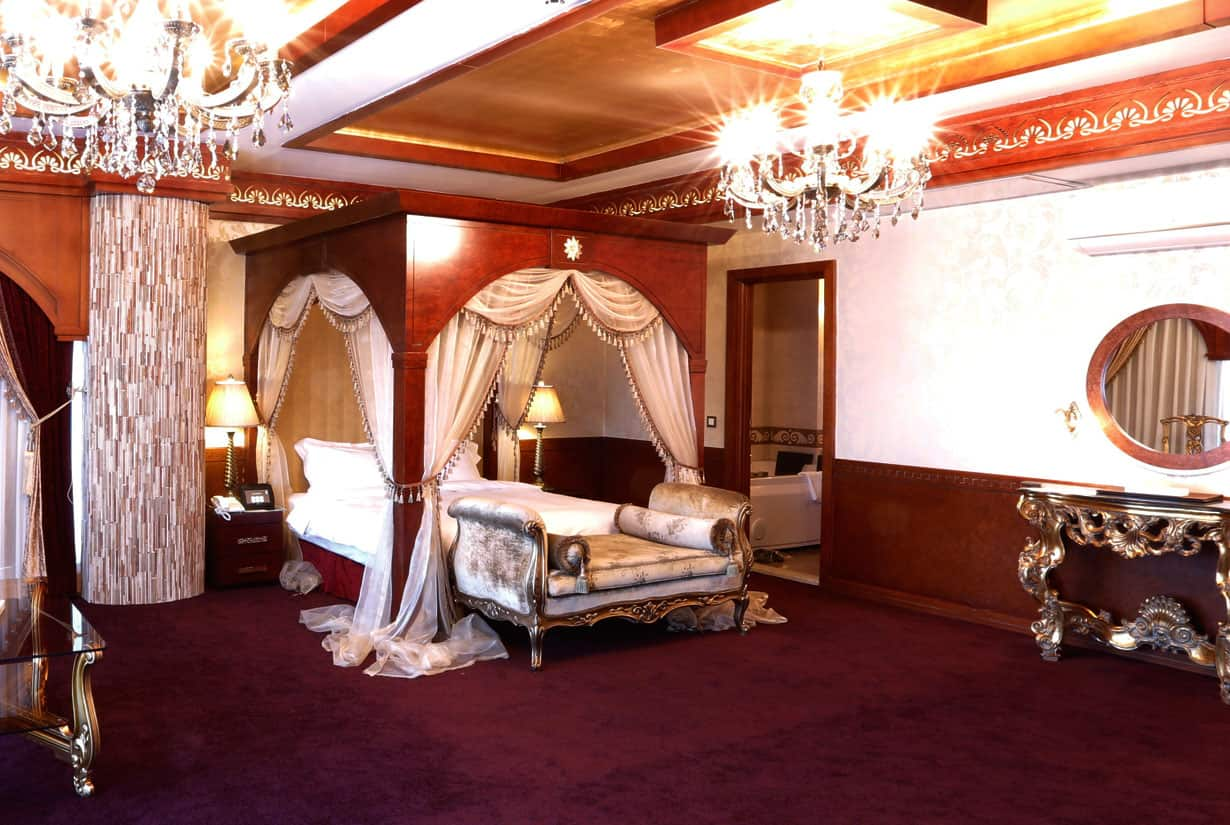 هتل های زیبا برای سفر به مشهد