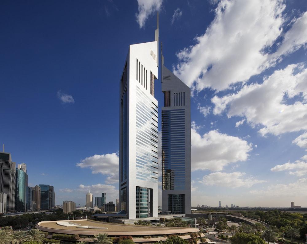 هتل ۵ ستاره جمیرا امارات تاورز دبی