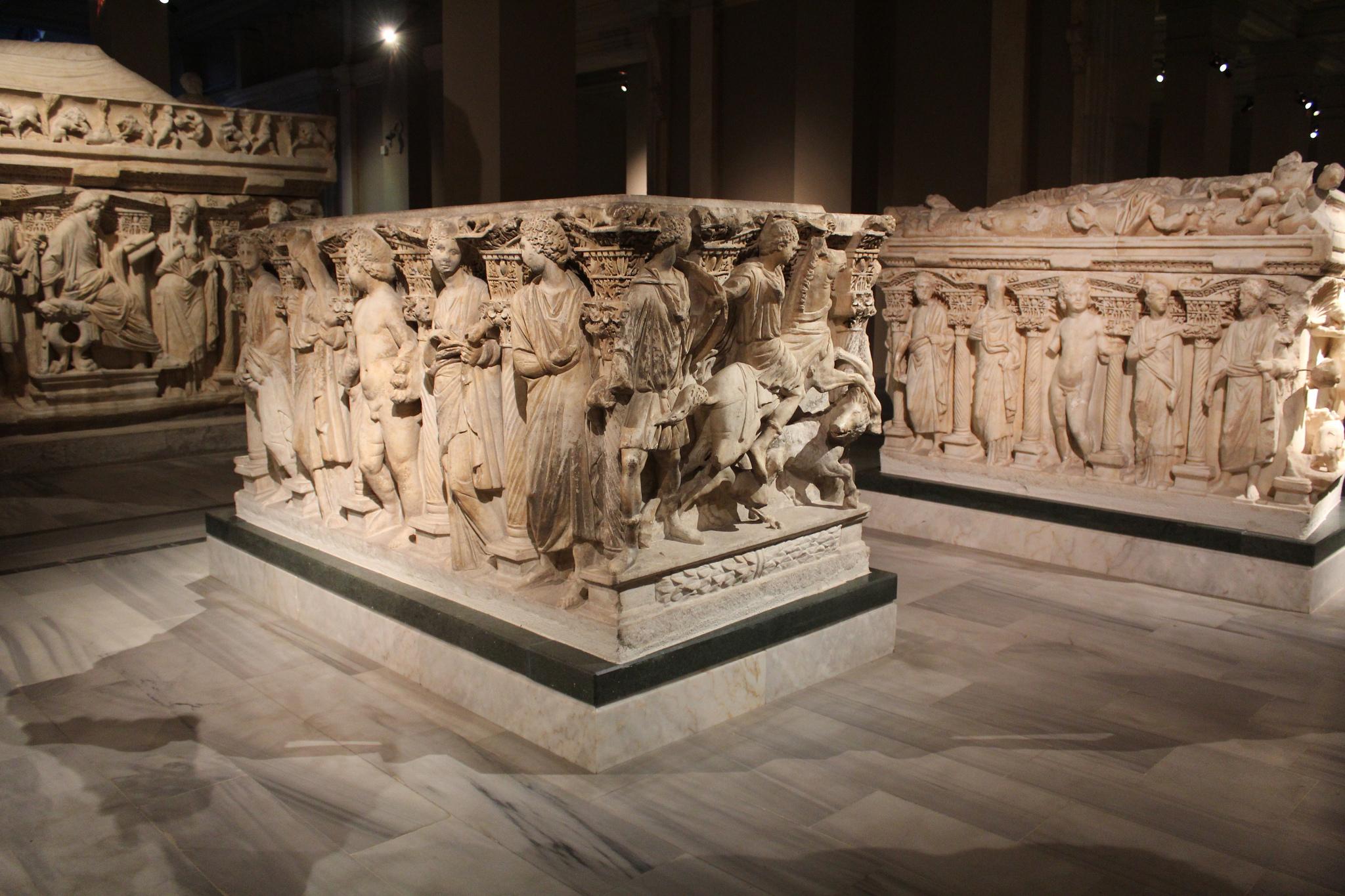 بهترین بخش موزه باستانشناسی