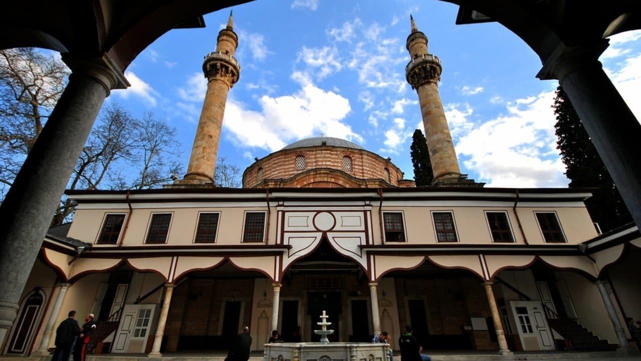 مسجد امیر سلطان بورسا ترکیه