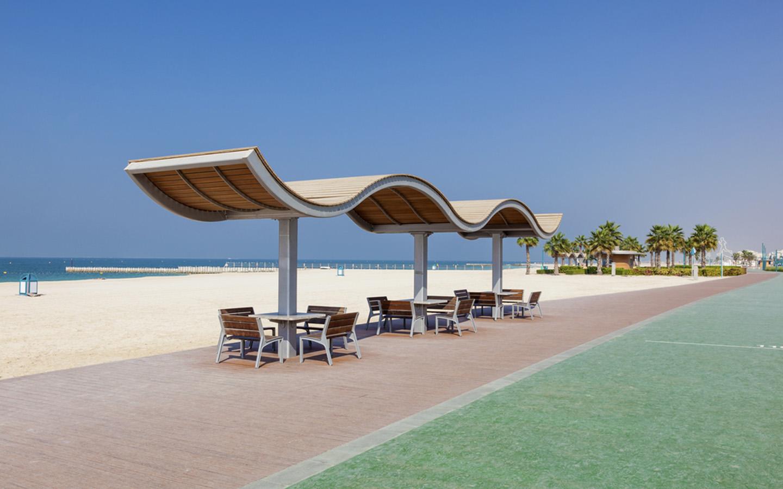 ساحل سانست دبی