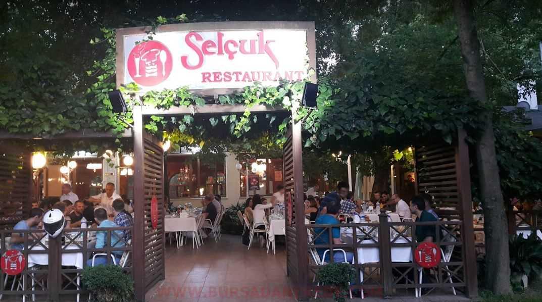 رستوران سلچوک بورسا ترکیه
