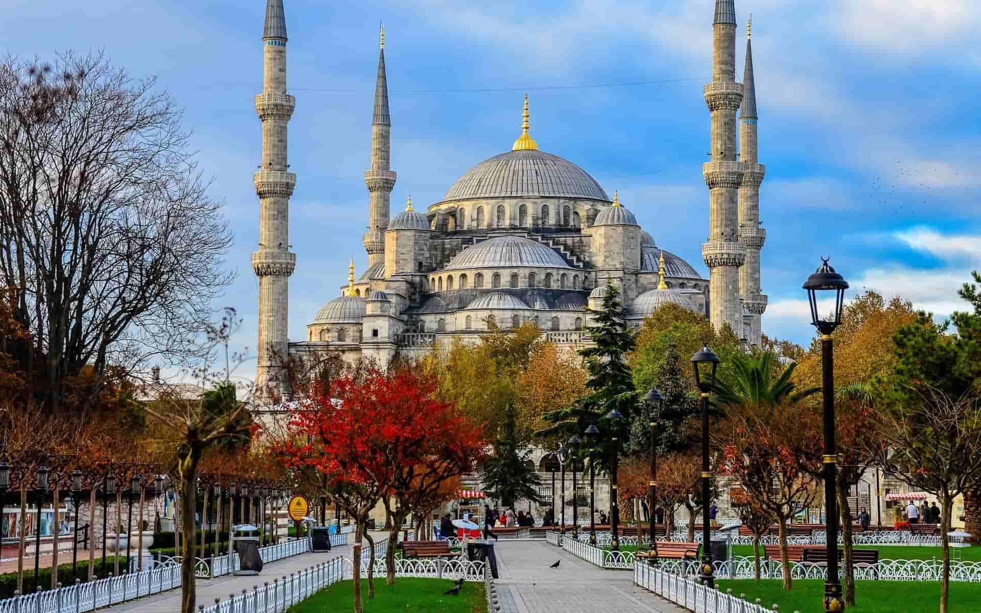کشور ترکیه و زیبا ترین بنادر آن