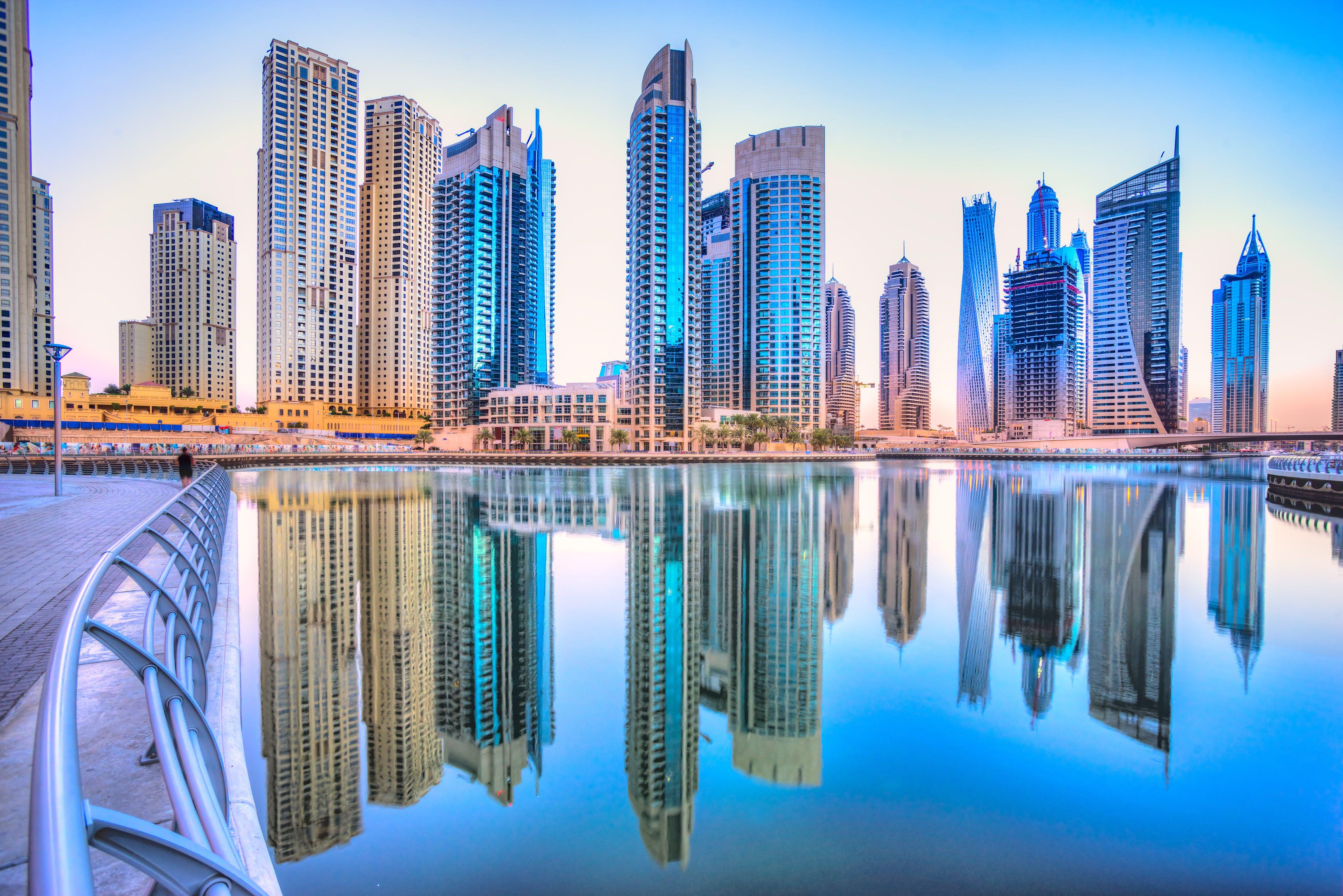 لوکس ترین هتل های دبی
