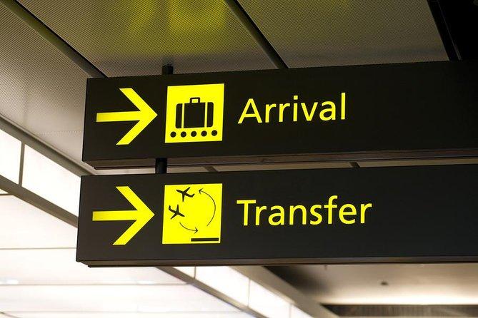 راهنمای مسیریابی در فرودگاه برای پرواز های اتصالی