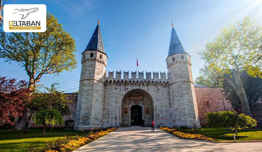 موزه توپکاپی در استانبول