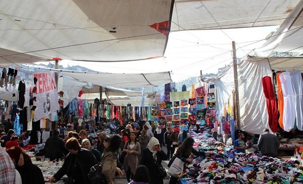 بازار استوک فروشی های استانبول