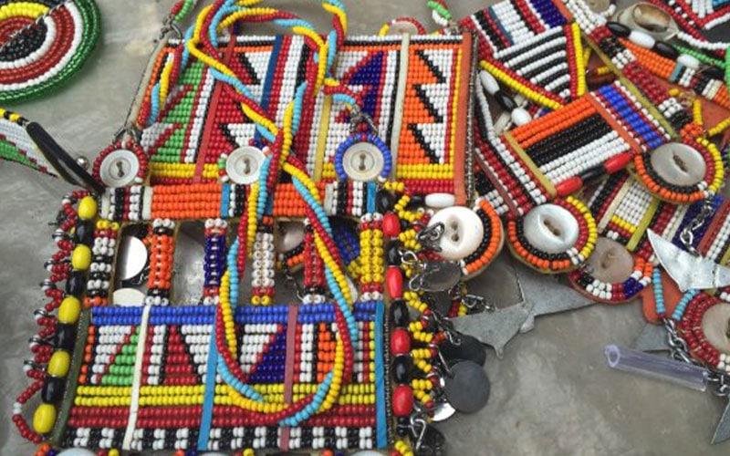 کیف های حصیری  از سوغات نایروبی