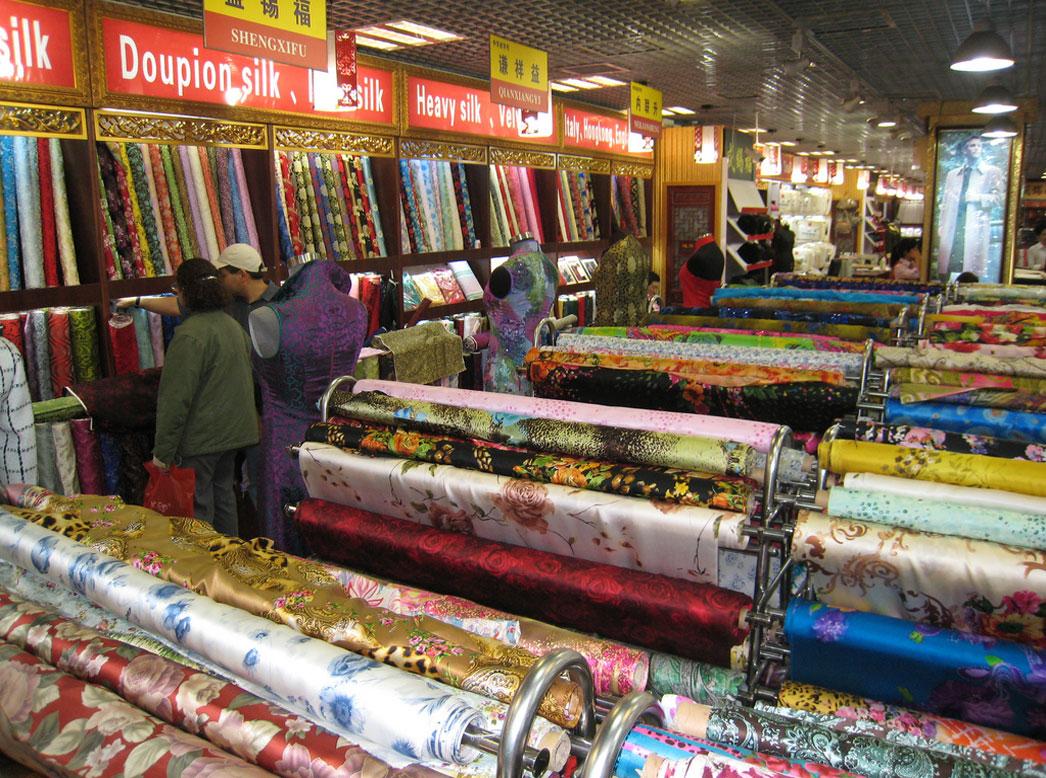 بازار چینیهای کیش از مراکز خرید ارزان کیش
