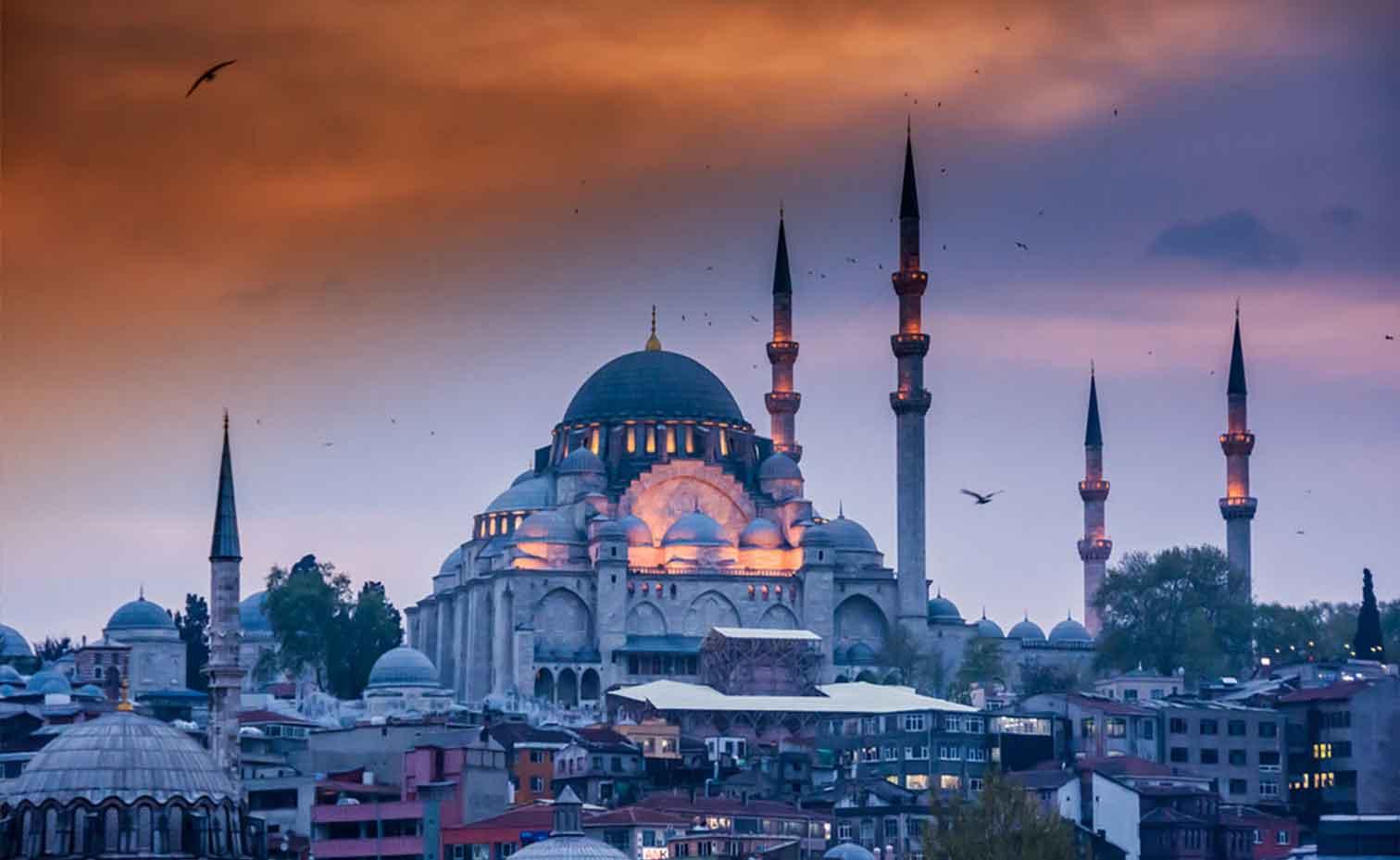 استانبول ترکیه از بهترین مقاصد خاورمیانه