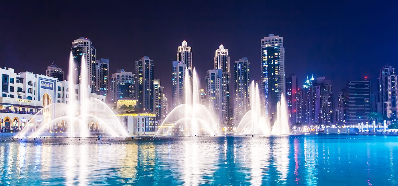دبی از بهترین شهرهای امارات