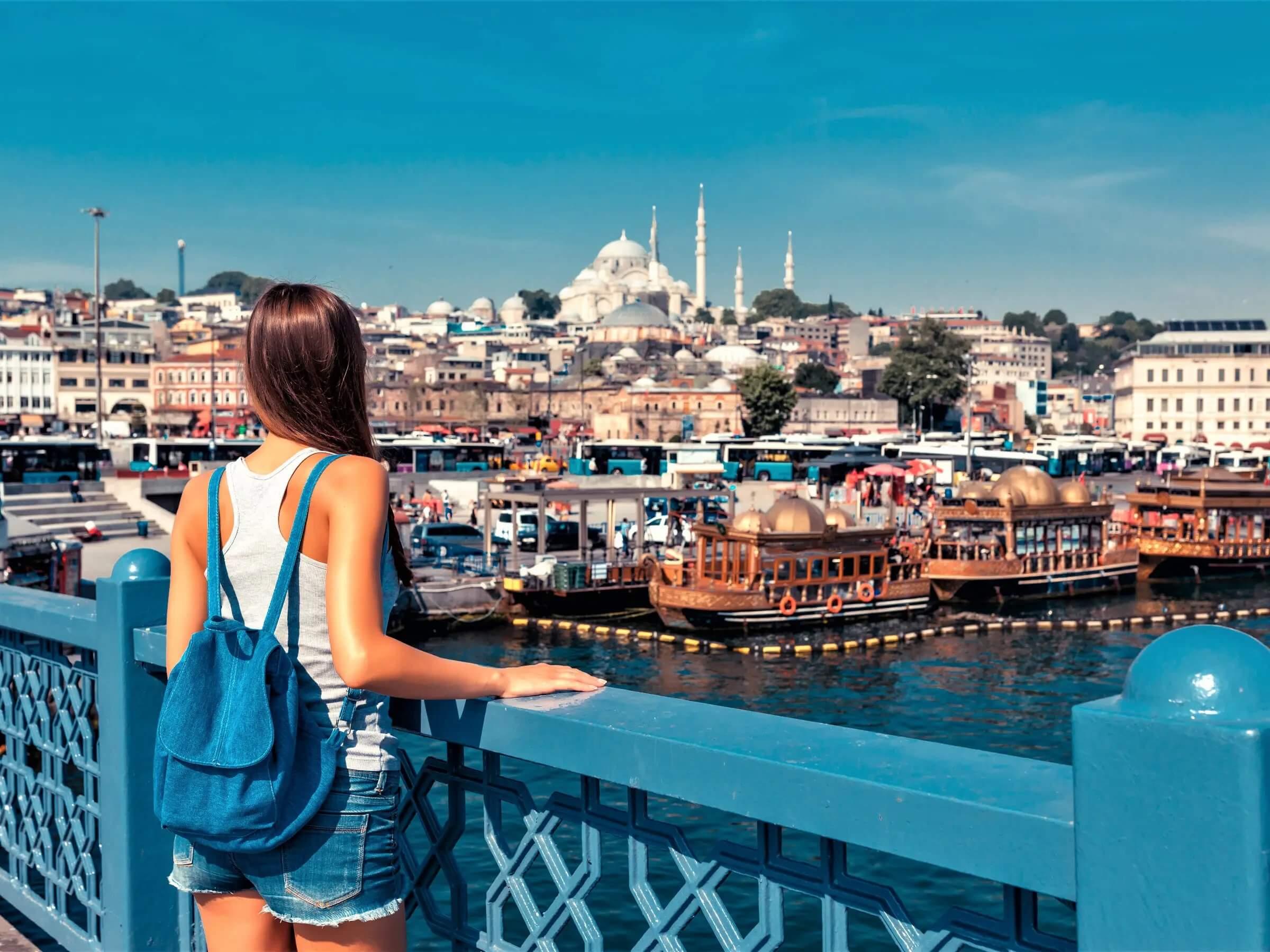 استانبول ترکیه از اولین و بهترین مقاصد آسیایی