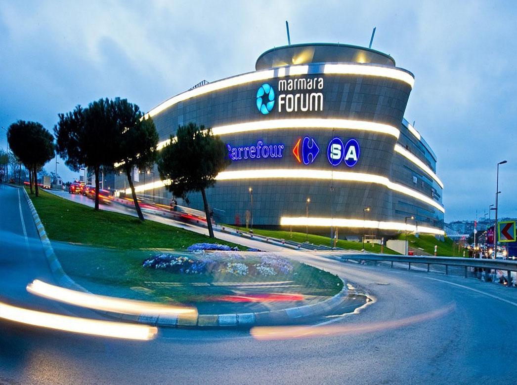 مرکز خرید فروم به عنوان مرکز خرید شلوار جین در استانبول