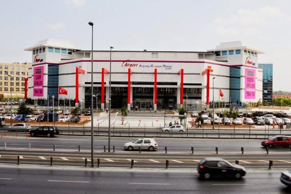 اوت لت ایرپورت از ارزان ترین مراکز خرید استانبول