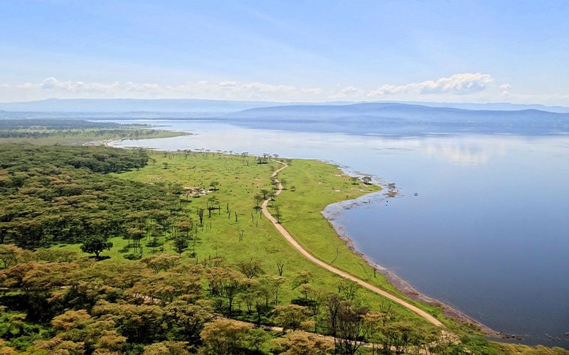 آب و هوا دلیلی برای سفر به کنیا
