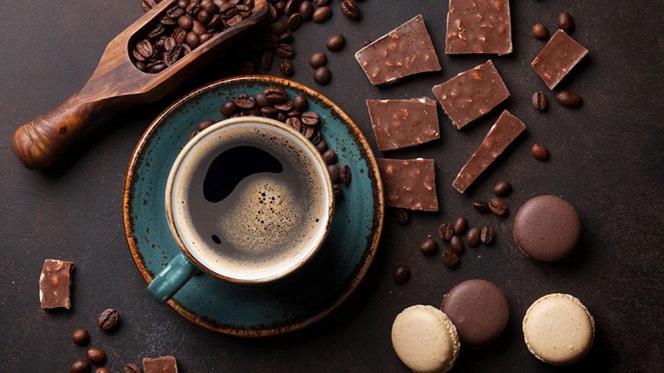 شکلات و قهوه یکی دیگر از وسایل ارزان در کیش