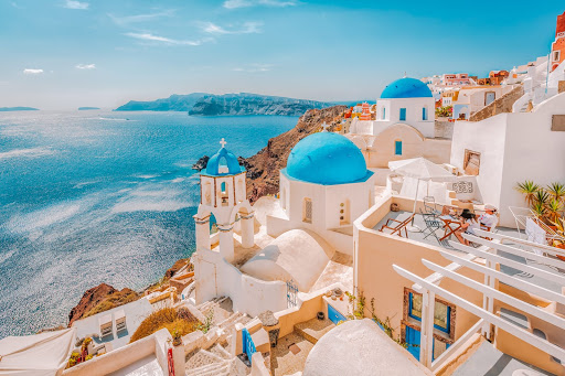 یونان از بهترین مقاصد اروپایی