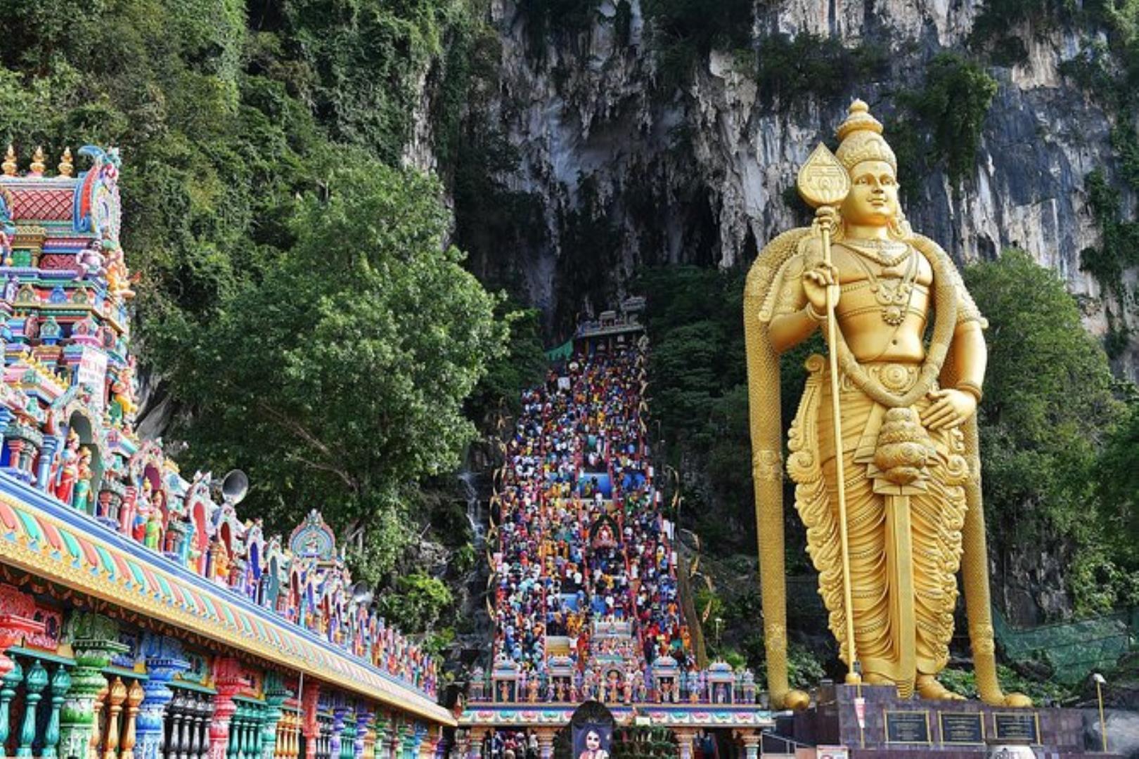 کوالالامپور مالزی یکی از بهترین مقاصد آسیایی