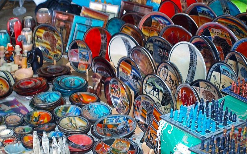 اشیاء دکوری سوغات نایروبی