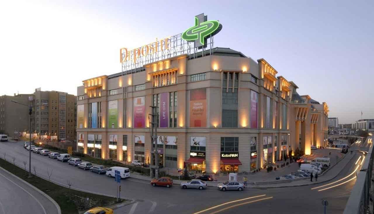 مرکز خرید باشاک شهیر در استانبول