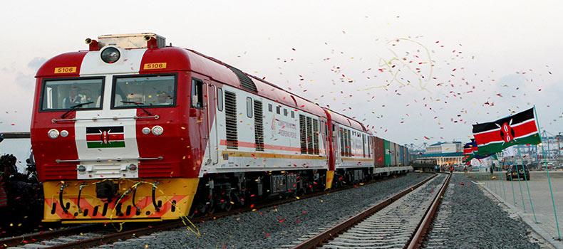 تصویری از حمل و نقل در کنیا