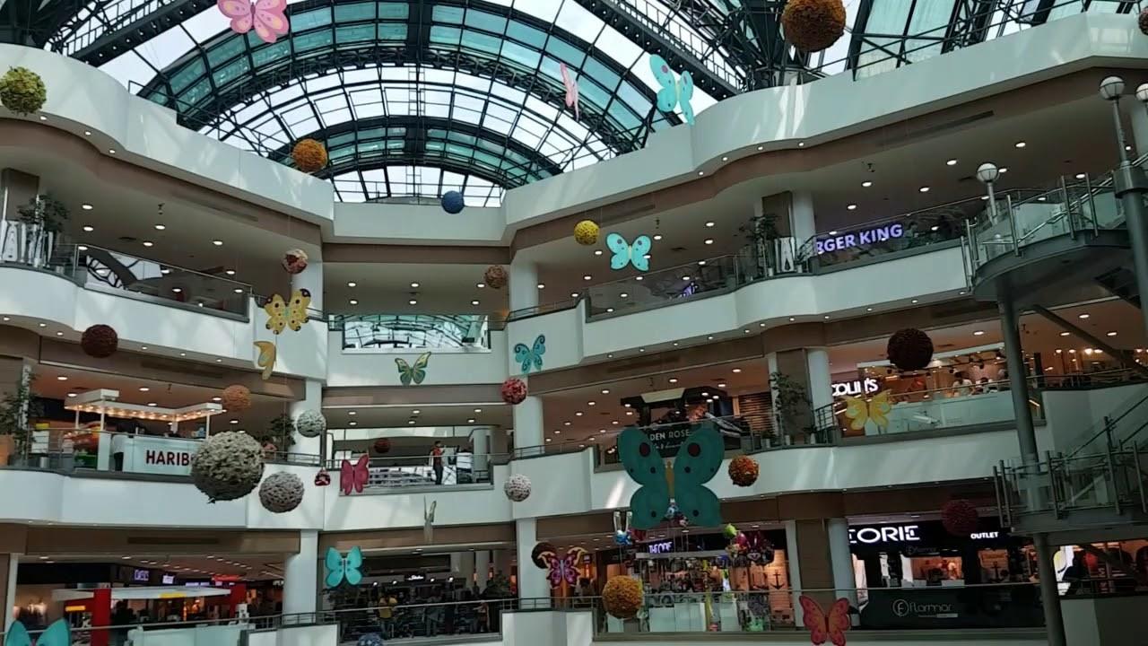 مرکز خرید اوپتیموم استانبول