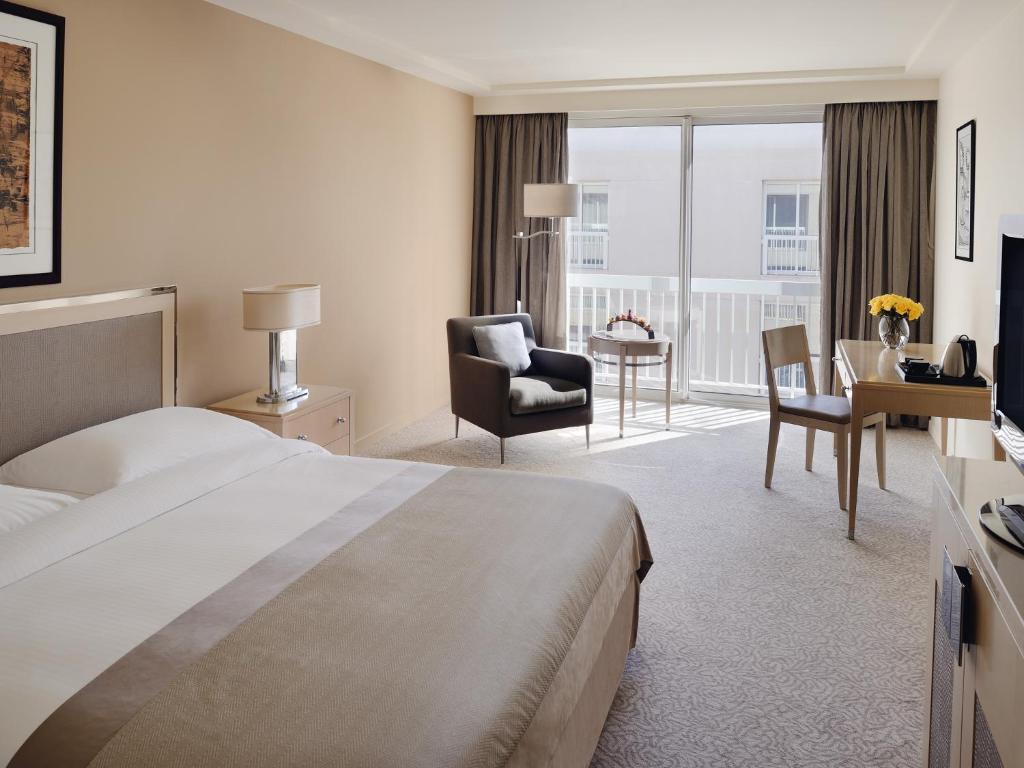 اتاقهای هتل مونپیک بیروت