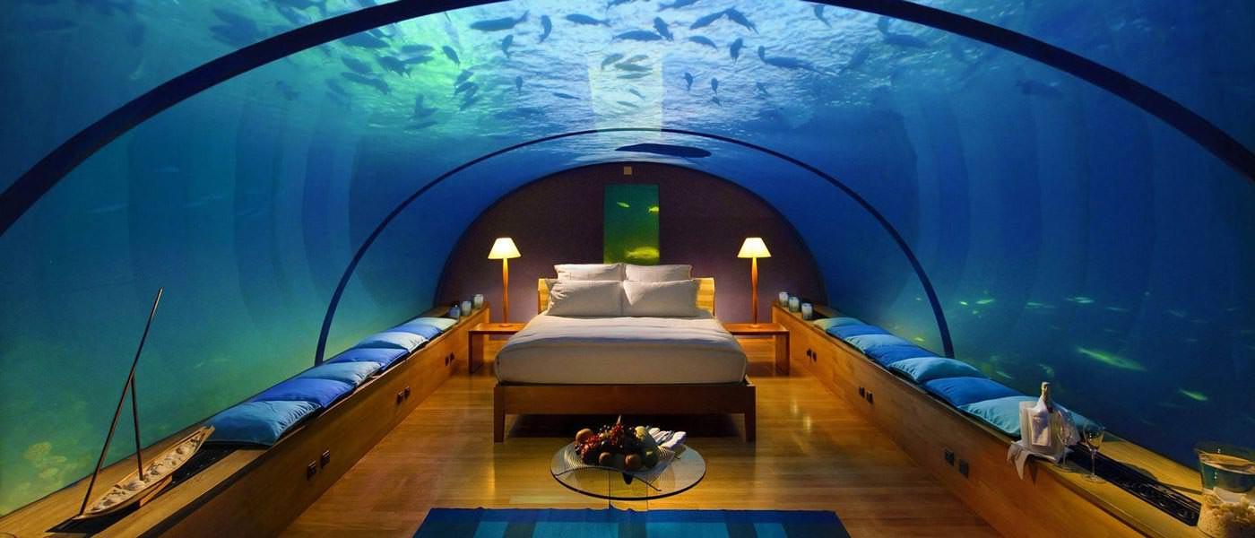 هتل آتلانتس، پالم، دبی یکی از زیباترین هتلهای زیر آب