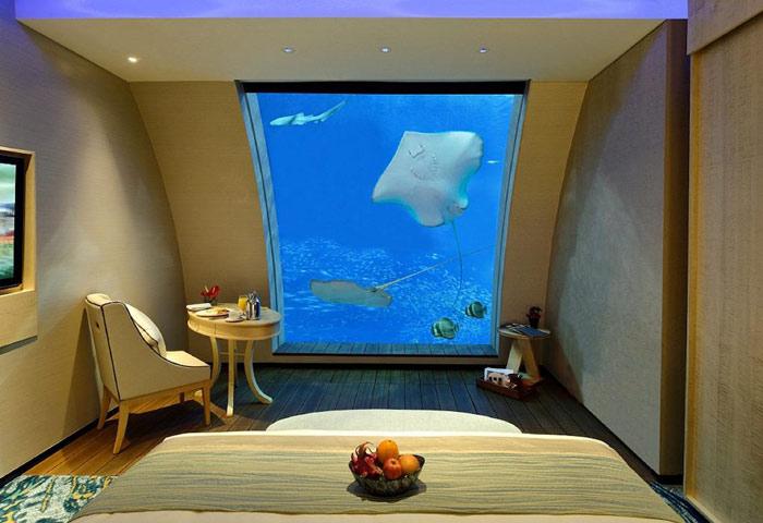 هتل زیردریایی جولز (Jules' Undersea Lodge)، فلوریدا، ایالات متحده آمریکا